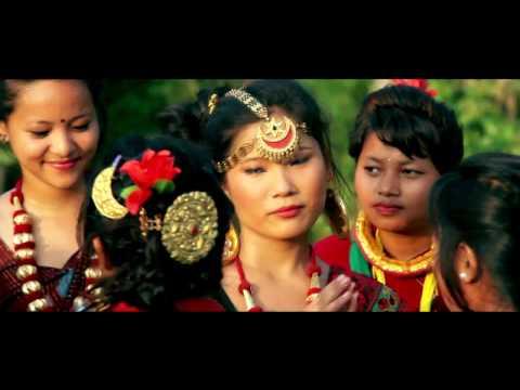SIRA PADHANG NEW nepali caltural limbu song by deep kamal chemjong