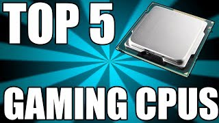 "CPUs Mentioned in This Video (Using these gives me a kickback and helps out a ton): Intel Pentium G4560 - http://amzn.to/2sbqFAPAMD FX 8300 - http://amzn.to/2tggf2UAMD Ryzen 5 1400 - http://amzn.to/2sKI56eAMD Ryzen 5 1600 - http://amzn.to/2uaMSLRAMD Ryzen 7 1700 - http://amzn.to/2tgretsDon't forget to ""Slash"" that like button ;)A list of the top 5 CPUs available for gaming at the moment. Any of these CPUs would be an amazing choice for a gaming build, at any budget.If you're going to buy ANY PC components, please email me at Slash687Business@gmail.com. I will send you a link to the component with my affiliate link, and I will get a small kickback on your purchase. If this works out I'll be able to make a lot more real life PC builds:) Also, if you have any questions about what parts you should use in your build I can help out with that as well. Snapchat: itsSlash687 Twitter: https://twitter.com/ItsSlash687PC part prices, as well as the components used, are always subject to change, and the price stated in the video and title will not necessarily reflect the price of the Amazon links/PC part picker link. Donate to me on Paypal: https://www.paypal.com/donate/?token=gwzXl_1QpodTa9j8RswA3mRtQs21Eoqa2avaBroTRU574uWPsgudzgc0RXKuAG8jyluDE0 Support the Channel by using these links:Associate Links (Using these to purchase items gives me a kickback, helping the channel a ton):Amazon: http://amzn.to/2433obu Ebay: https://goo.gl/k0D4HpDonate to me on Paypal (All donations are put towards future videos, in the form of purcasing PC hardware):https://www.paypal.com/cgi-bin/webscr?cmd=_s-xclick&hosted_button_id=SQ2NBA5BA4UAW SLASH687 T-SHIRTS AND HOODIES! (Actually Good Designs): https://teespring.com/stores/slash687-merchandise Have any PC related questions? Want recommendations for parts for your PC build? Email me at Slash687Help@gmail.com and I'll personally answer your questions!"