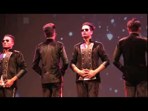 MJ5 Special Performance   mj5 best slow motion dance and mj5 moon walk
