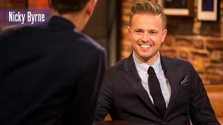 Nicky Byrne and the After Eight Challenge | The Late Late Show | RTÉ One