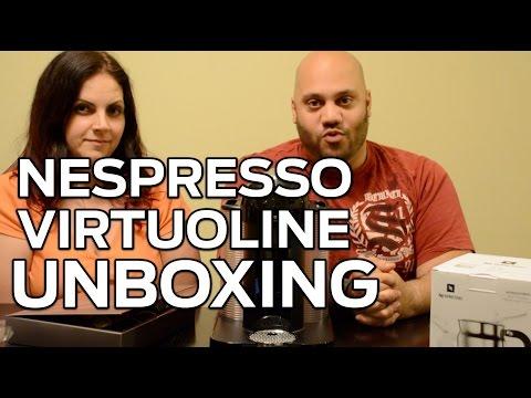 Nespresso VertuoLine Unboxing Review [Coffee]