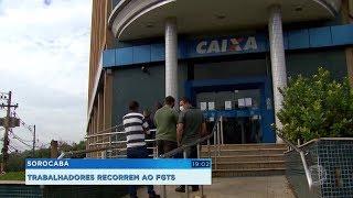 Sorocaba: decreto municipal antecipa saque de FGTS a desempregados