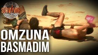 Video Survivor All Star - Turabi Hakan'ın Omzuna Basıp Diskalifiye Oldu (6.Sezon 25.Bölüm) MP3, 3GP, MP4, WEBM, AVI, FLV Juni 2018