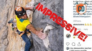 Man Climbs Eiger 50 Times!! | Climbing Daily Ep.1893 by EpicTV Climbing Daily