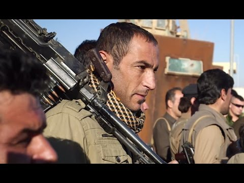 Could the fight against ISIS give Kurds more autonomy?