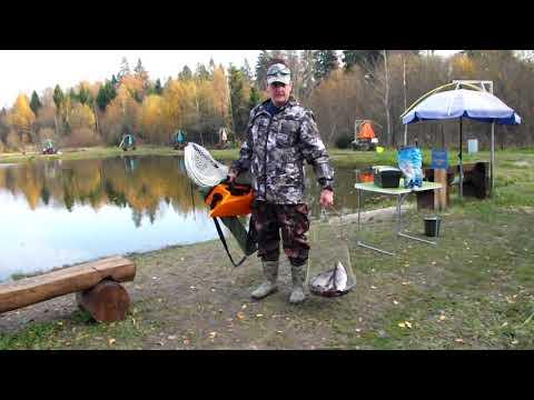 Форелевая рыбалка за 19.10.2018