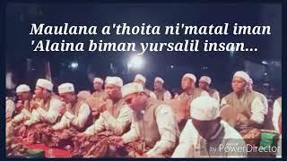 Merdu banget AZ Zahir pekalongan ~ Maulana a'thoita
