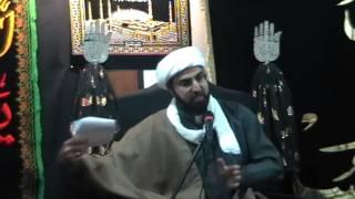 Sheikh Muhammed Reza Tajri 5th Muharram 1436 Jafaria Foundation, Dalkeith