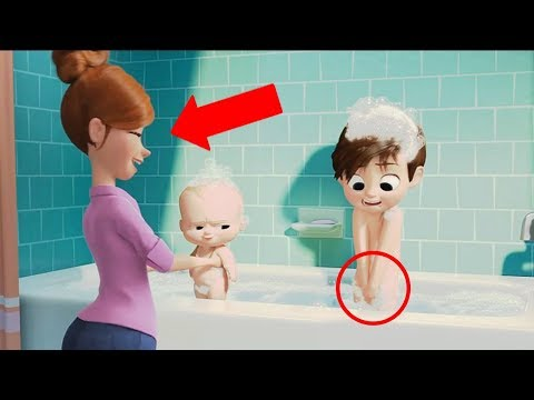 10 SECRETS You Missed In THE BOSS BABY! (2017)
