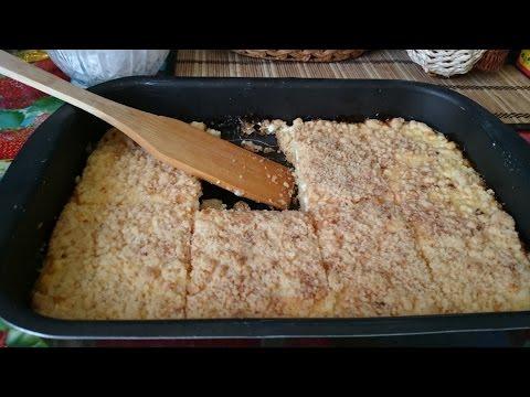 Творожник пирог рецепт с пошагово в духовке