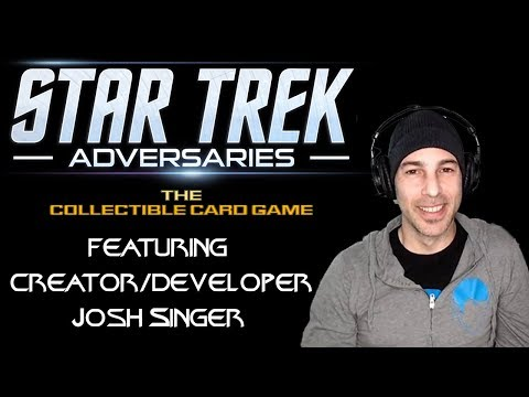 Introducing Josh Singer - Creator of ST: Adversaries Video Game