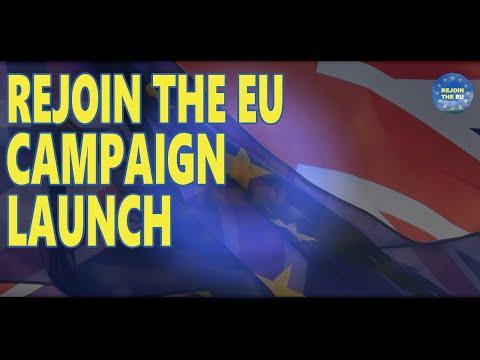 Rejoin The EU - Campaign Launch Promo