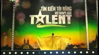 Vietnam's Got Talent 2011 - 3 Tiết Mục đặc Sắc Nhất Tuần 2