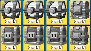 BLACK FRIDAY CHESTS :: Clash Royale :: MAGICAL CHEST, EPIC CHEST AND GIANT CHEST OPENING!