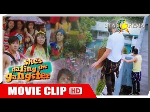 Sasagutin nga ba ni Athena si Kenji?! | She's Dating The Gangster | Movie Clips