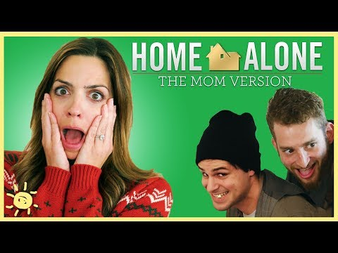 HOME ALONE The Mom Parody