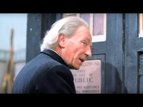 Capaldi Honours the Life of William Hartnell