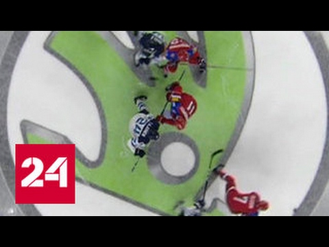 Сборная России  - бронзовый призер чемпионата мира по хоккею (видео)