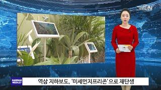 강남구청 2021년 1월 둘째주 주간뉴스