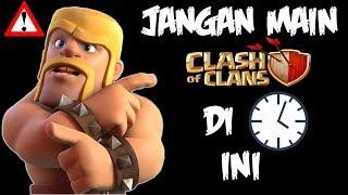Video WARNING ! Jangan Main COC di Jam Ini !! - Clash Of CLans Indonesia MP3, 3GP, MP4, WEBM, AVI, FLV November 2017