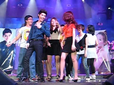 [Offline] Noo Phước Thịnh – Đông Nhi nhảy theo nhạc.. dễ thương cực kì lun  (p2)