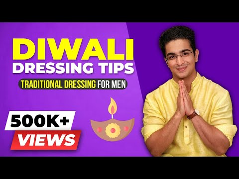 Video INDIAN Traditional Dressing for Men - Diwali Special Men's Fashion | BeerBiceps Style download in MP3, 3GP, MP4, WEBM, AVI, FLV January 2017