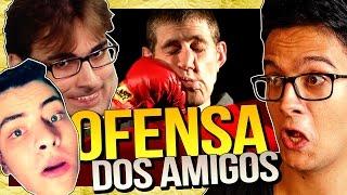 OFENSA DOS AMIGOS || Jogando com Damiani ft. BRKsEdu e Dreezy