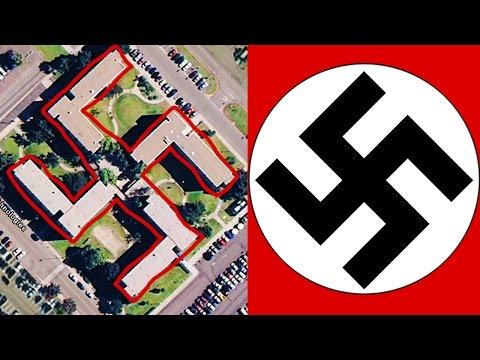 Top 10 Disturbing Things Found On Google Earth (видео)