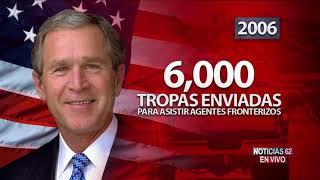 Tropas en la frontera - Noticias 62 - Thumbnail