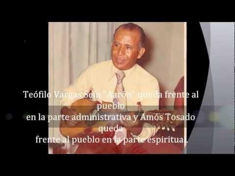 mita en aaron - Historia verídica acerca del líder mundial de la Congregación Mita (Teófilo Vargas Seín