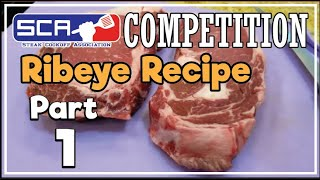 Video Ribeye Steaks SCA Contest Texas How-To Perfectly Cook by Grand Champion Harry Soo SlapYoDaddyBBQ.com MP3, 3GP, MP4, WEBM, AVI, FLV Desember 2018
