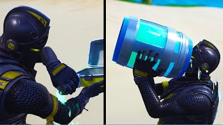 *NEW* Fortnite ANIMATION Showcase! (Chug Jug, Med kit, Shields)