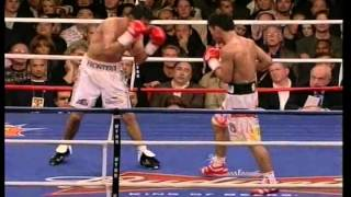 Video Manny Pacquiao vs. Erik Morales II - The Battle (3/4) MP3, 3GP, MP4, WEBM, AVI, FLV Mei 2019