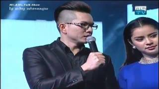 Khmer TV Show - Mr and Ms Talk show on June 21, 2015