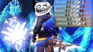 I streamed Hanzo for 69 years and got Top500