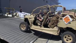 4. Utility Task Vehicle (UTV)