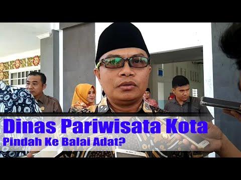 Dinas Pariwisata Kota Bengkulu Pindah Ke Balai Adat?