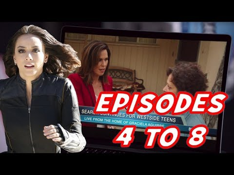 An Agents of SHIELD Mini Crossover!!! Runaways Season 2 Eps 4 to 8: Review & Easter Eggs!!!