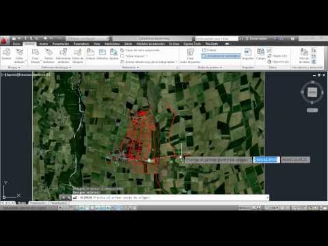 Insertar Imágenes de Google Earth en Autocad