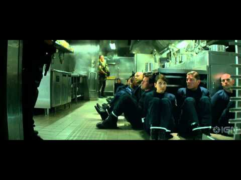 """Captain America: The Winter Soldier - """"Changed"""" Clip"""