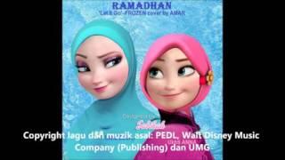 Lagu Frozen ramadhan Video