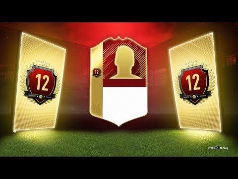 12TH IN THE WORLD MONTHLY REWARDS! - FUT Champs Monthly & Weekly Rewards