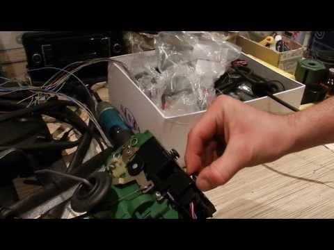 Гольф 4 ремонт замка двери