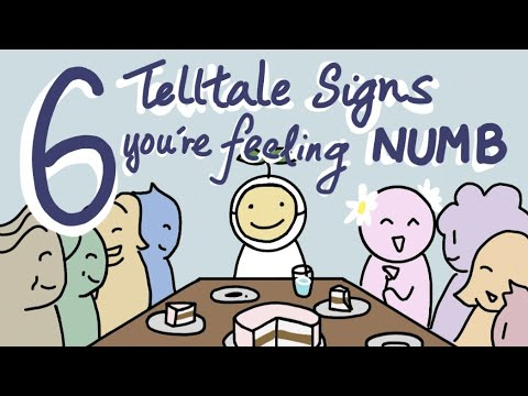 6 Telltale Signs You're Feeling Numb