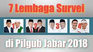Video 7 Lembaga Survei Elektabilitas Pasangan Cagub-Cawagub di Pilgub Jabar 2018 MP3, 3GP, MP4, WEBM, AVI, FLV Mei 2018