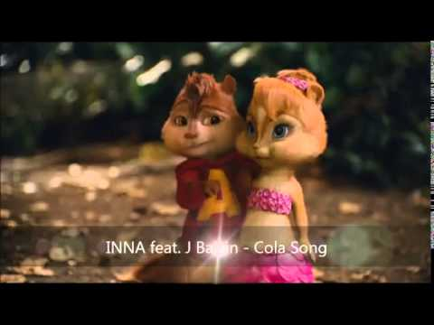 Video INNA feat. J Balvin - Cola Song (Version Chipmunks) Parte 2 download in MP3, 3GP, MP4, WEBM, AVI, FLV January 2017