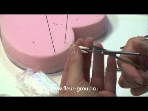 Керамическая флористика fleur - Урок 1 (часть 1).wmv (видео)