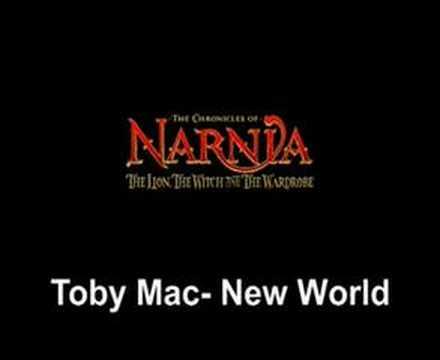 Tekst piosenki Tobymac - New world po polsku