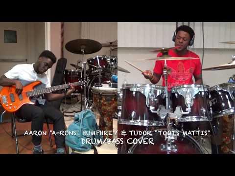 Lil Dicky - Earth   Aaron Humphrey & Tudor Mattis   Drum/Bass Cover