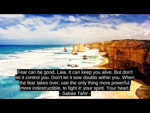 Success quotes - Best Inspirational Quotes - Sabaa Tahir
